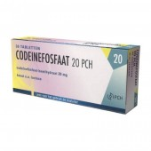 Codeine Phosphate 20mg N