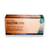 Oxazepam 10mg N