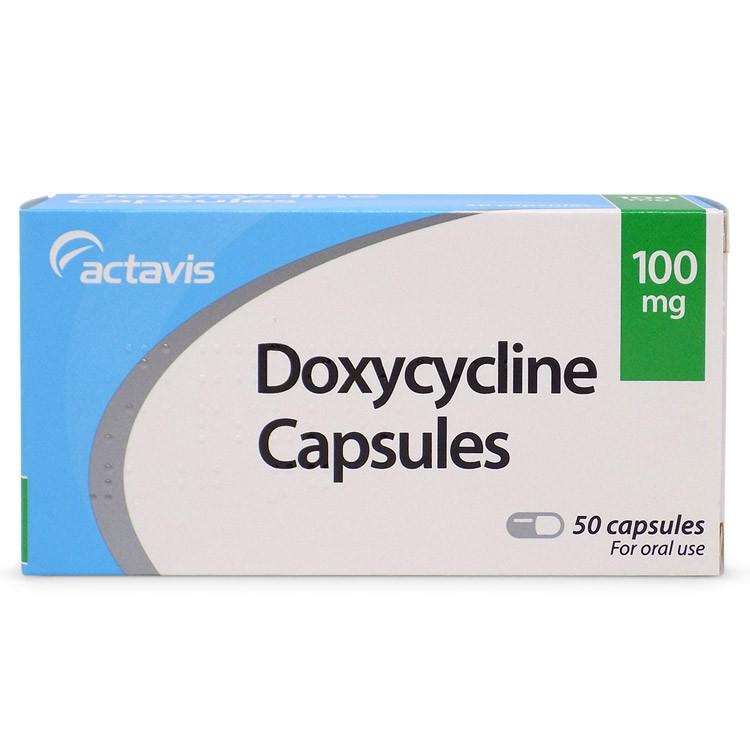 Doxycycline 100mg D