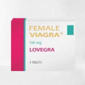 Generic Viagra für Frauen 100 mg LOVEGRA R