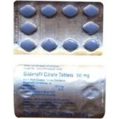 Generic Viagra (Sildenafil Citrate) MALEGRA 50 mg