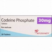 Codeine Phosphate Tabletten 30 mg T