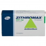 Zithromax 500 mg D