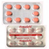 Femalefil (Tadalafil pour les femmes) 10mg