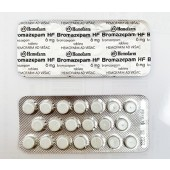 Bromazepam (Lexomil ) 6 mg