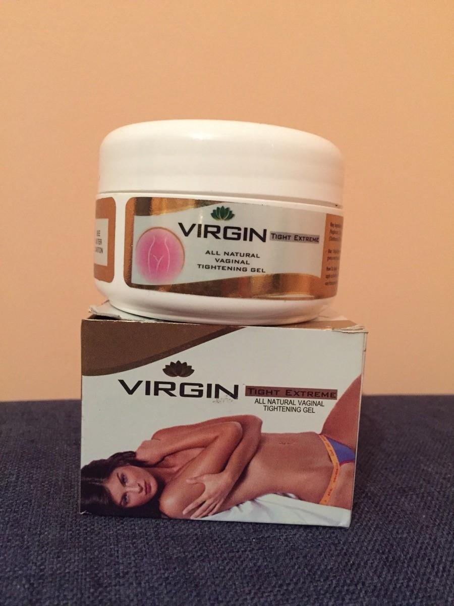 Crema vaginale V-FIRM - Crema di serraggio vagina!