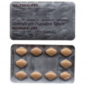 Malegra FXT (Sildenafil Citrato + Fluoxetina) 100/60 mg
