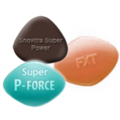 Eiaculazione Precoce Pacco (Snovitra Super Power, Super P-Force, Malegra-FXT)