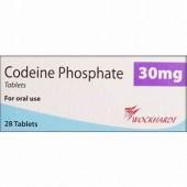 Codeine Phosphate tablets 30 mg T