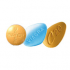 Pacco con varietà di pillole