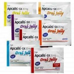 Apcalis SX ( Cialis Generico) 20 mg