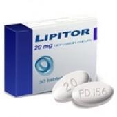 Generic Lipitor (Atorvastatin) 20 mg