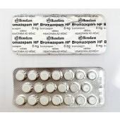 Bromazepam Hemofarm 6 mg