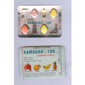 ЖЕВАТЕЛЬНАЯ КАМАГРА 100 мг